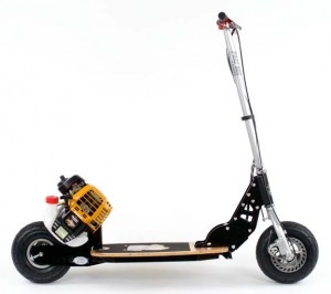 Suggestions for successful search on Gas Powered Scooters. Offers a single source on unique Gas Scooters related issues, topics and guide.