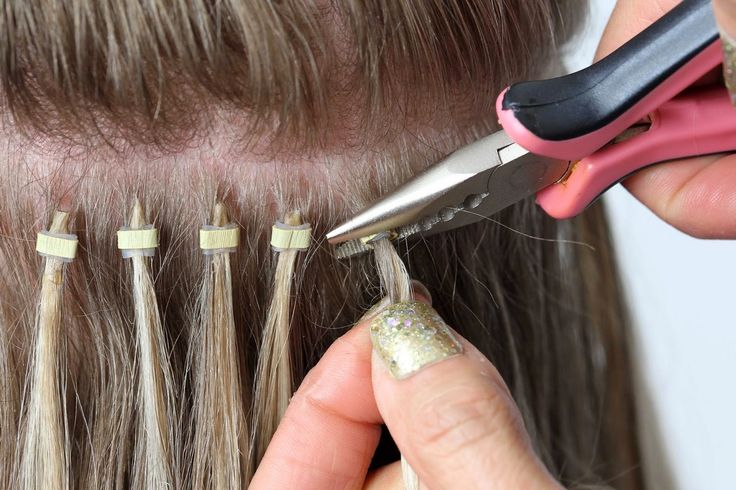 Permanent Hair Extensions-10