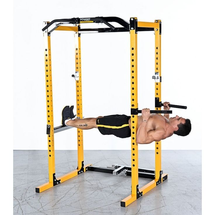 Available Power Rack Powertec