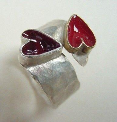 Ateiler Glass Design - Obrączka Autorska