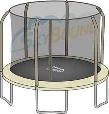 Image result for Rated Trampolines