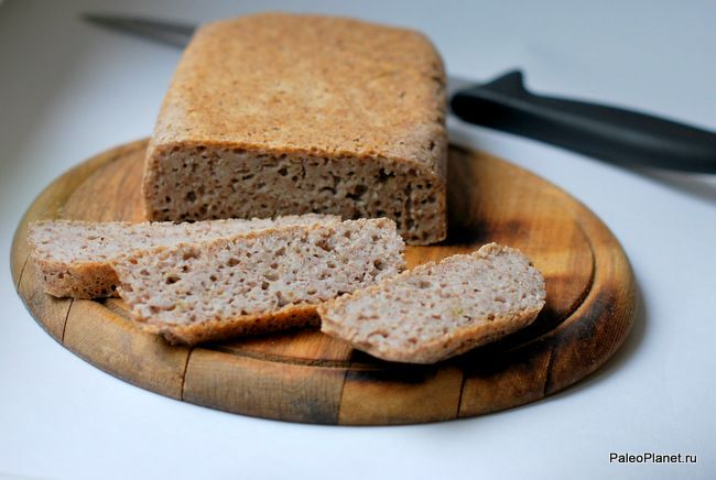 Гречневый хлеб |   Paleo Planet - все о палеодиете