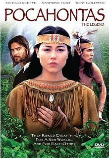 Pocahontas: The Legend is a 1999 drama film that fictionalizes the young life of the historical figure of Chief Powhatan's daughter Pocahontas and her relationship with Captain John Smith. This film was directed by Danièle J. Suissa and stars Sandrine Holt as the titular heroine. It was shot in Toronto, Ontario, Canada.