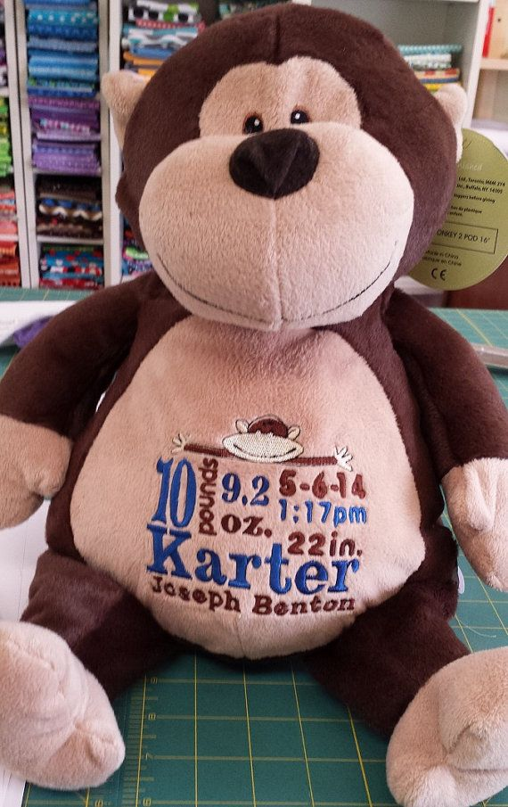 28 best personalized baby gifts embroidery images on pinterest personalized baby gift cubbie stuffed animal plush by kntry5 3000 negle Image collections