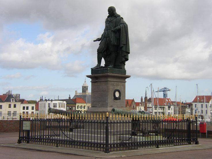 Standbeeld Michiel de Ruyter | Vlissingen