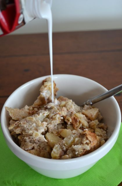 Baked Apple Pie Oatmeal – The Guiltless Life