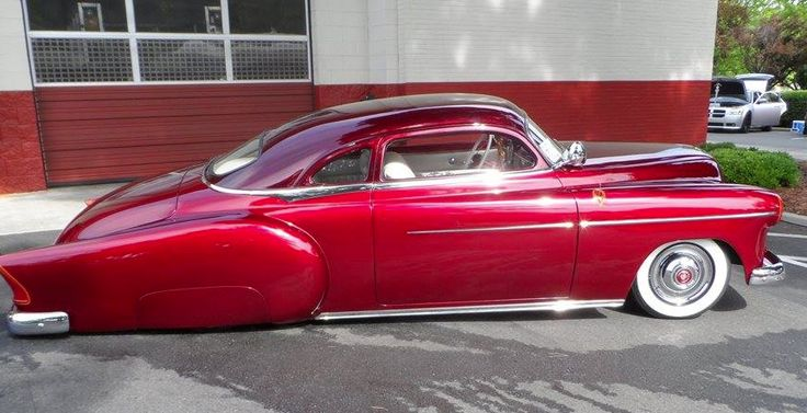 1950 Chevy coupe  Maintenance/restoration of old/vintage vehicles: the material for new cogs/casters/gears/pads could be cast polyamide which I (Cast polyamide) can produce. My contact: tatjana.alic@windowslive.com