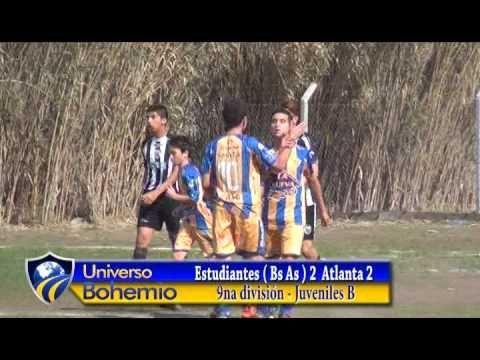Estudiantes -  Atlanta en 7ma 8va y 9na división