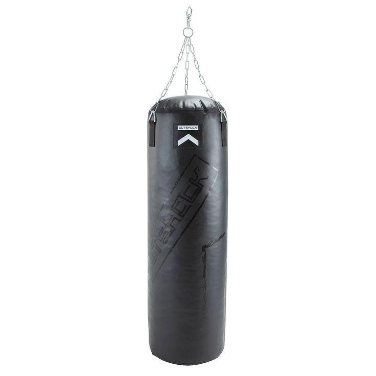 GROUPE 8 Sports de combat - Sac de frappe PB 1000 Noir OUTSHOCK - Boxes