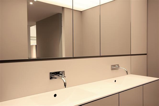 25 beste idee n over badkamer inrichting op pinterest for Inrichting badkamer 3d