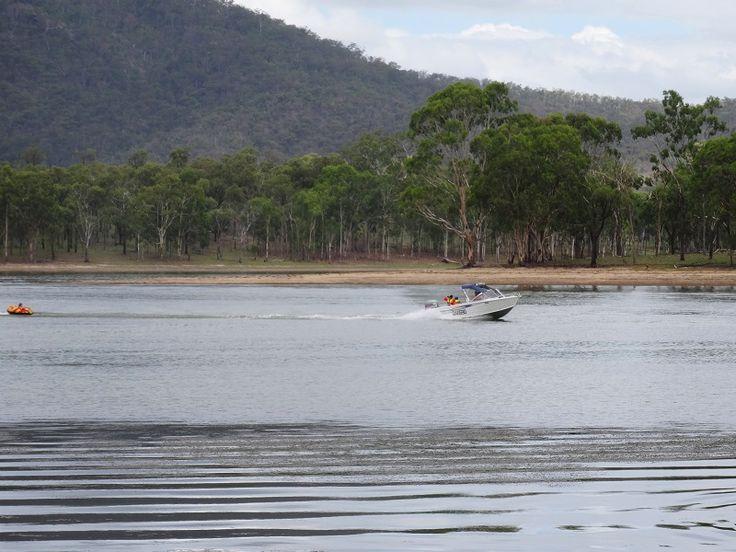 Eungella Dam #boats #eungelladam #activities
