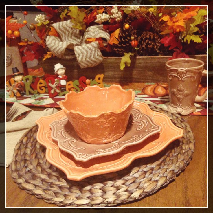 Best ideas about fall dining table on pinterest
