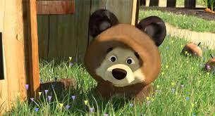 Resultado de imagen para маша и медведь