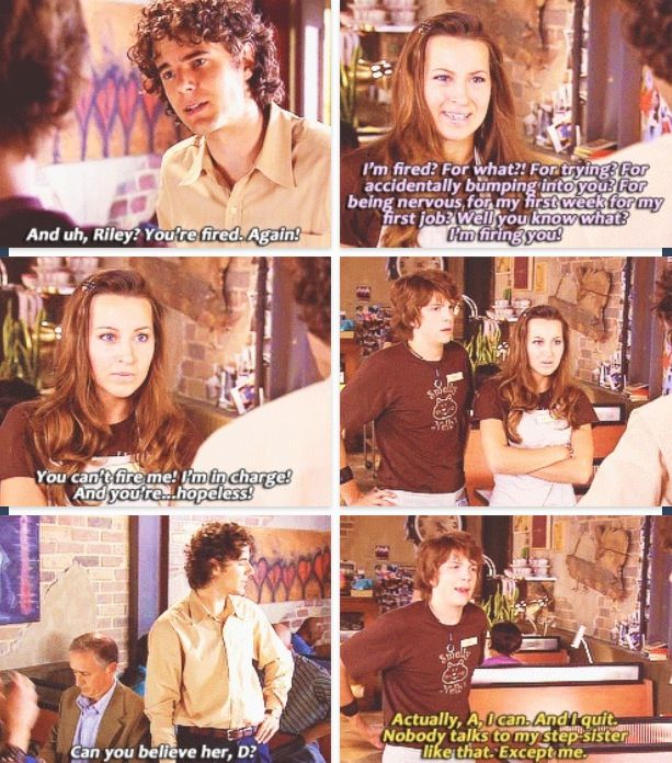 Life with Derek.....I forgot about this show too....sad actually
