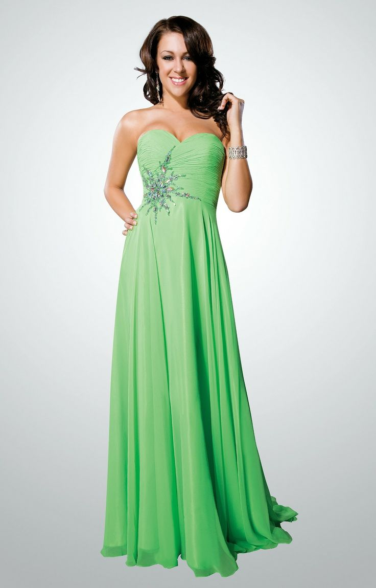 34 best green dresses images on pinterest dress prom green long bright green dress with side jewel burst bridesmaid dress ombrellifo Images