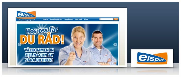 Ninetech har med verktygen Umbraco och uCommerce utvecklat Elspars nya webbplats www.elspar.se. Ledorden har varit lång teknisk hållbarhet, låg underhållskostnad samt stor möjlighet till anpassningar.