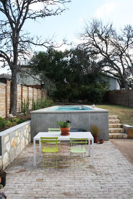 43 Best Images About Pool Ideas For The Poor Man On Pinterest Water House Outdoor Baths And