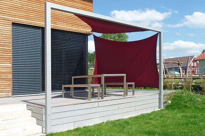 die besten 17 ideen zu sonnenschutz terrasse auf pinterest sonnenschutz markisen beschattung. Black Bedroom Furniture Sets. Home Design Ideas