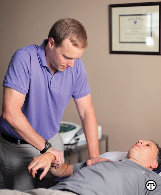 Physical Therapists: Providing Relief From Pain