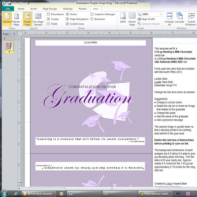 16 best Templates \ Tutorials images on Pinterest Role models - microsoft publisher report templates