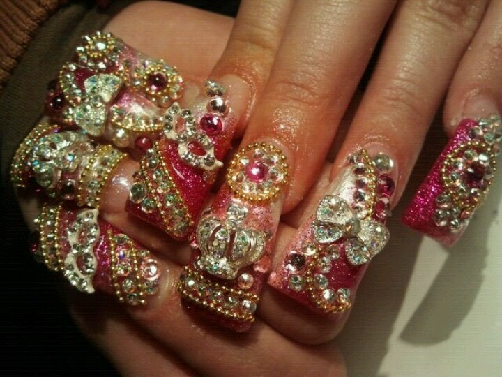 10 Best Images About Ugly Nails On Pinterest Nail Art A