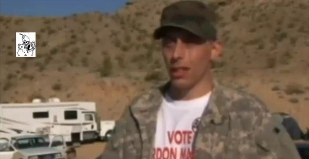 Coincidence: Las Vegas Shooter Jerad Miller Interviewed by NBC News During Bundy Standoff