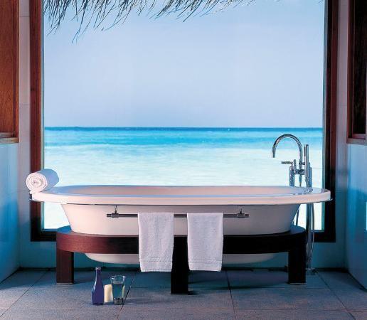 아름다운 호텔 욕실 10선