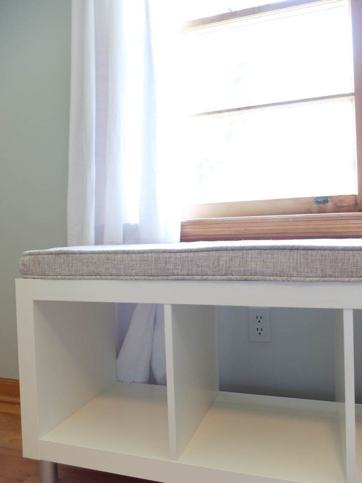 Bedroom Bench With White Legs