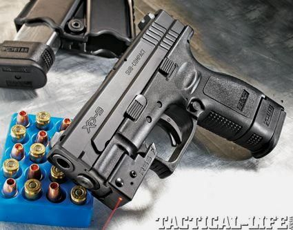 Springfield XDs .45  Speed up and simplify the pistol loading process  with the RAE Industries Magazine Loader. http://www.amazon.com/shops/raeind