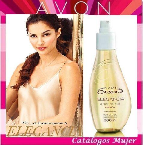 Avon Encanto ELEGANCIA Colonia Refrescante 400ml Para ti a solo S/. 19.90