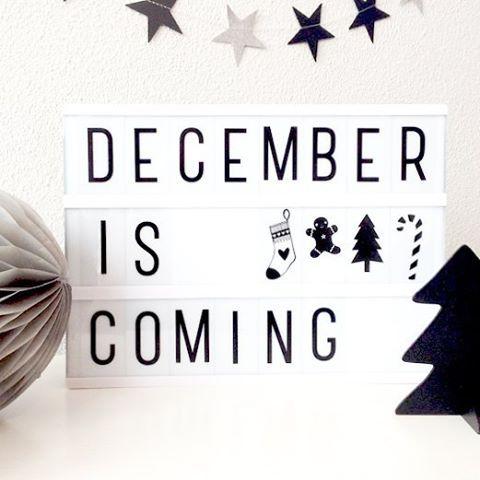 Yes...it is!!! #alittlelovelylightbox #christmas #christmaspresent #lightbox