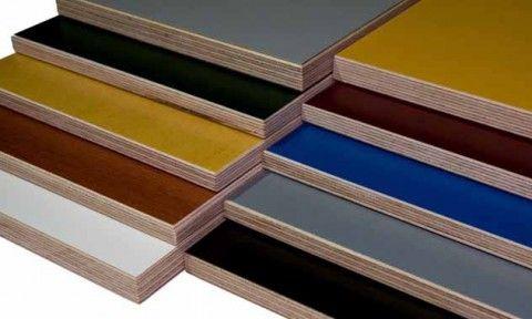 Groot assortiment multiplex plaatmateriaal direct leverbaar van fabriek of magazijn.