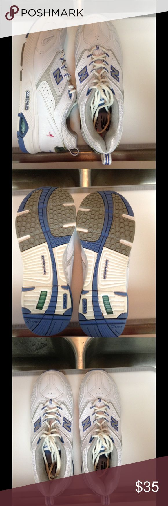 New Balance Size 9, Style WWW845WB New Balance Walking Shoes Size 9-2A 9N 9 N. Style WWW845WB.   I have a very narrow foot, but these are a little wide for me. Worn 1 time in office work.  Perfect condition. Non smoking and pet free home. New Balance Shoes Athletic Shoes