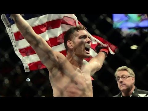 Chris Weidman on retaining title and Vitor Belfort's cheating - YouTube