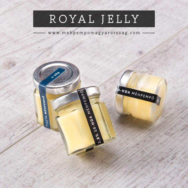 TISZTA MÉHPEMPŐ, Royal Jelly, mehpempo, mehpempo ar, mehpempo vasarlas, termeloi mehpempo.