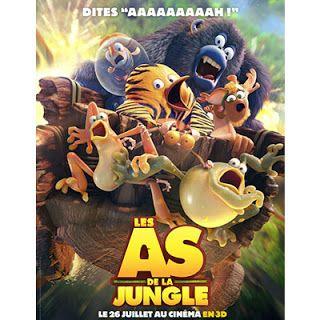 Film Gündemi: Orman Çetesi (2017) Les As de la Jungle (2017) #ormancetesi #lesasdelajungle #animasyon #komedi #3D #vizyonagirecekfilmler