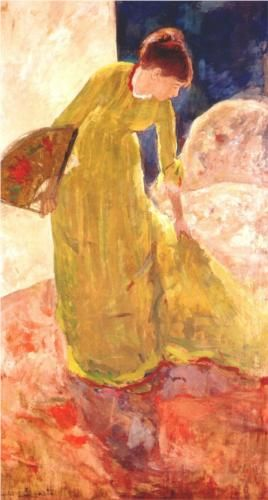 an analysis of the impressionist art exhibition in paris by mary cassett American impressionist icon and feminist mary cassatt gets first major retrospective in paris american artist mary cassatt was as an evangelist for.