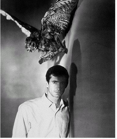 Anthony Perkins/Norman Bates.