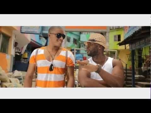 JD feat. Anselmo Ralph - ela dança (official Video HD) - YouTube