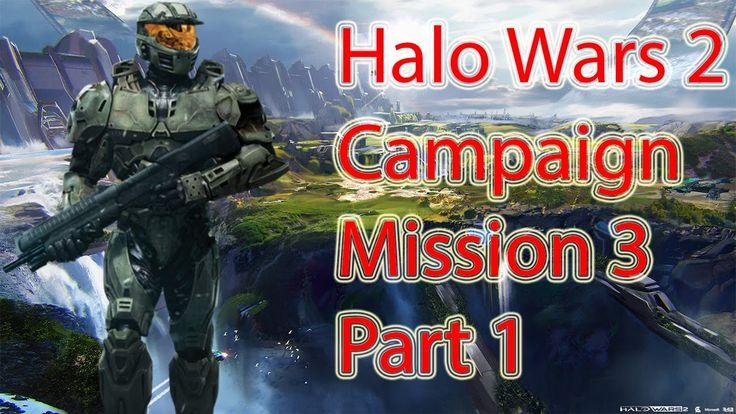 Halo Wars 2 Campaign | Mission 3 | Part 1
