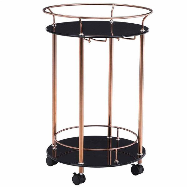 Zuo Modern Serving Cart found on Polyvore featuring home, kitchen & dining, bar tools and zuo