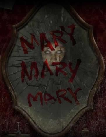 Bloody Mary/ We used to scare ourselves silly sneaking past a mansion by the lake that Bloody Mary supposedly lived in/haunted