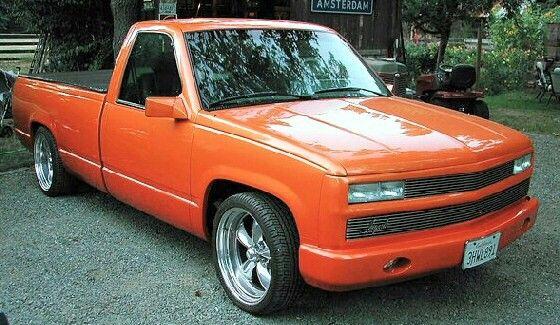 1993 chevy truck
