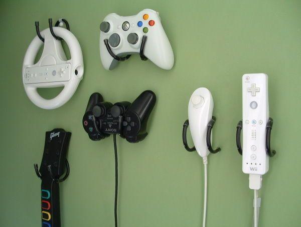 25 Best Ideas About Video Game Organization On Pinterest