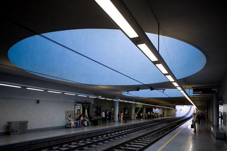 Casa da Musica Subway Station / Eduardo Souto de Moura