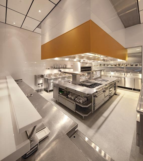 Best 25 commercial kitchen design ideas on pinterest for Best commercial kitchen designs