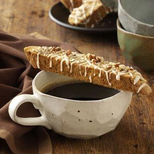 ... Cookie Recipes from Taste of Home, including Butter Pecan Biscotti