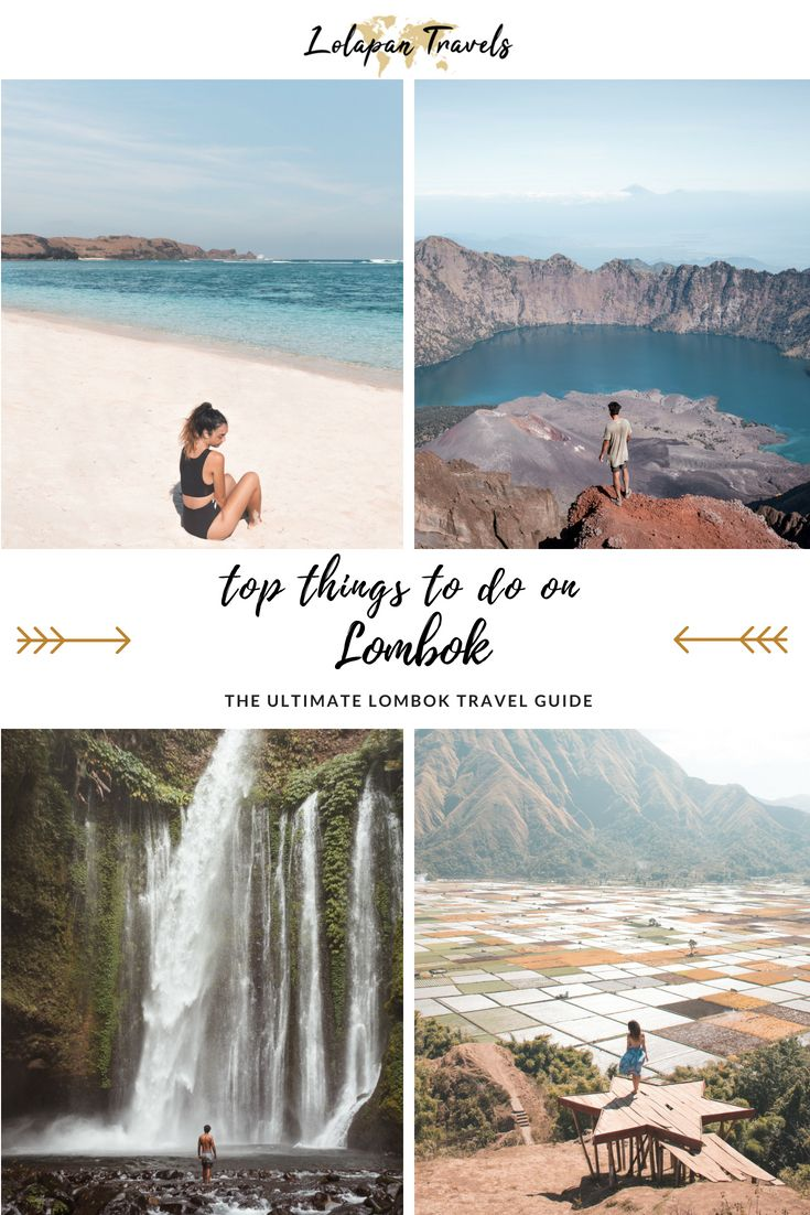 Top Things To Do On Lombok The Ultimate Lombok Travel Guide