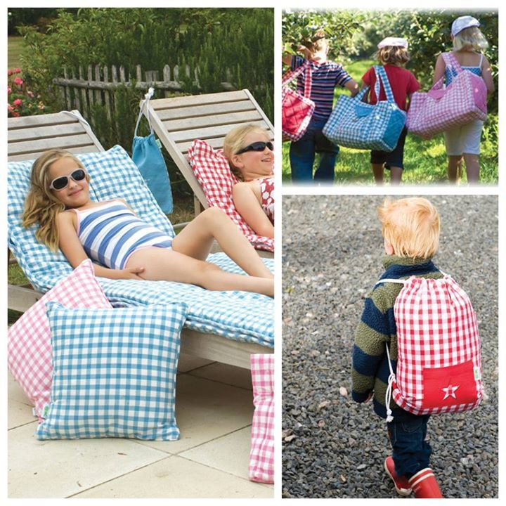 Camping in the woods? Staying at a #friends? Our bright gingham #sleepingbags are great for #fun nights away or even just lounging around in the garden! Made from 100% cotton with a continuous polyester fibre filling. Drawstring #storagebag included. #Machinewashable. To get one, click this link ---> http://www.petit.com.au/store/pc/Sleeping-Bags-455p4992.htm  #WinGreen #boysandgirls #weekenderbag #handmade #petitaustralia #freedelivery #wholesale #retail #orderonline