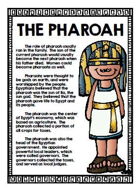 Ancient Egypt: Informational Text, Graphic Organizers, and Activities!